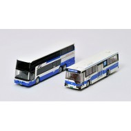 Tomytec The Bus Collection The 30th Anniversary of Chugoku JR Bus Inauguration Set
